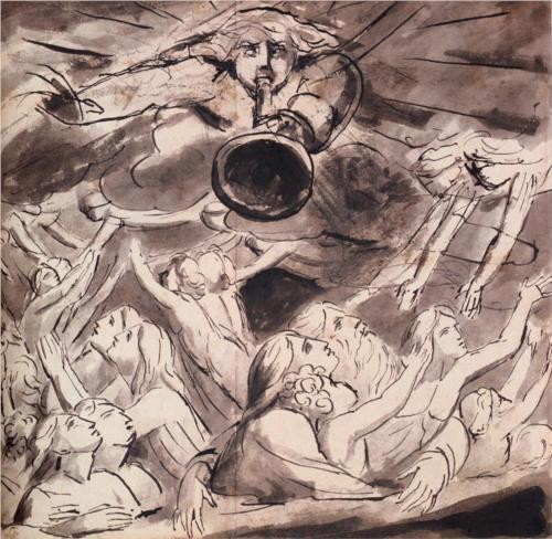 William Blake - The Resurrection